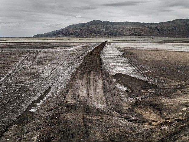 Owens Lake #1, California, USA, 2009 © Edward Burtynsky