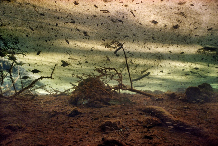 Dust Storm in Catfish Sink, 2006 © Karen Glaser
