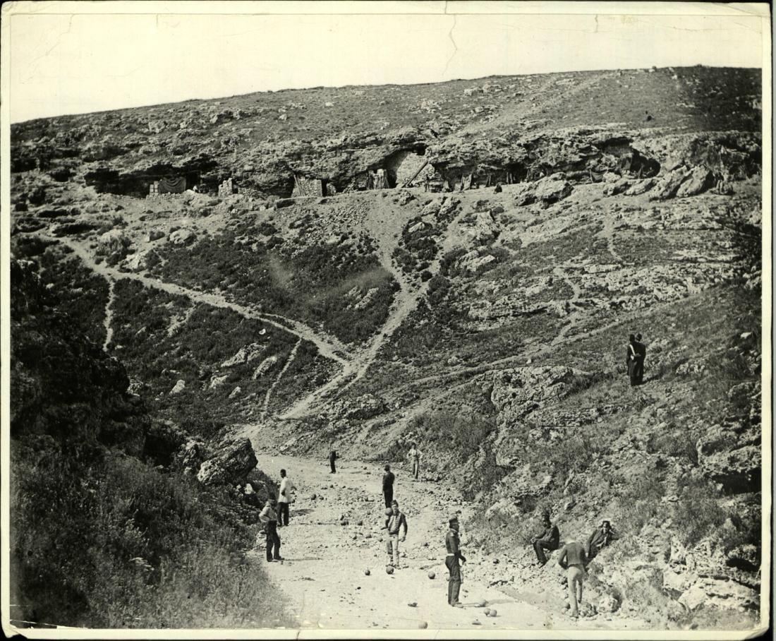 Scene during the Crimean War, 1850s