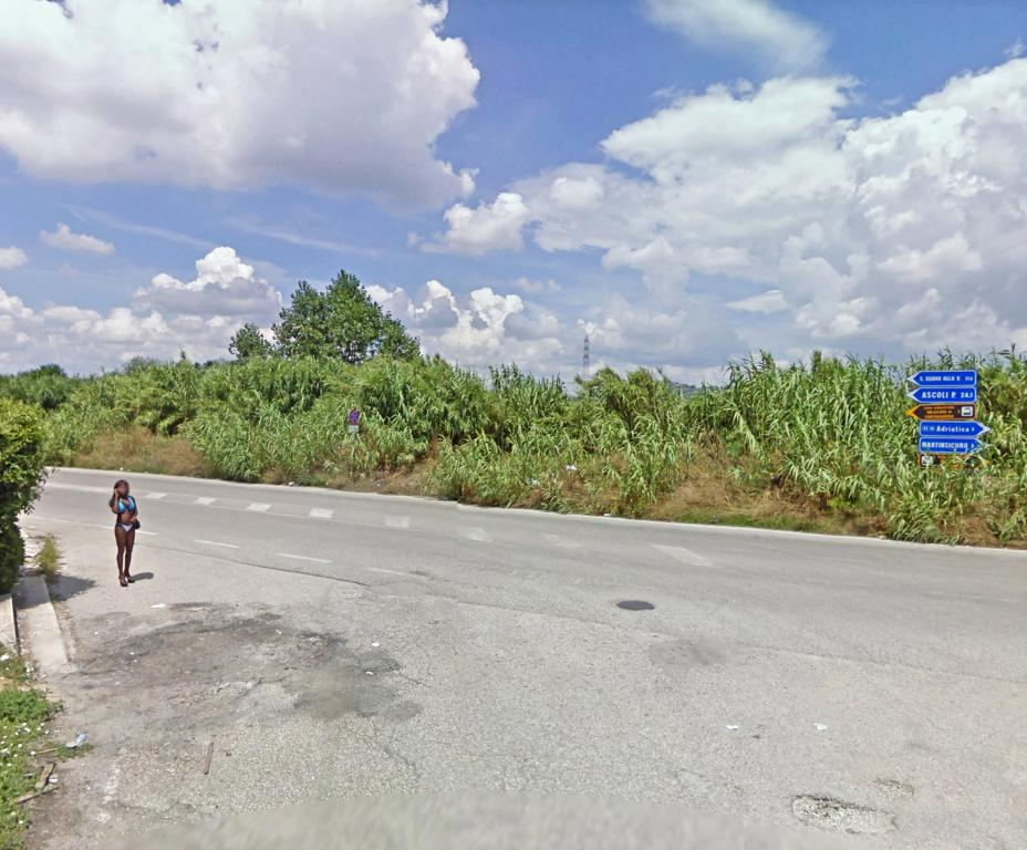 Mishka Henner, No Man's Land (Google Street View)