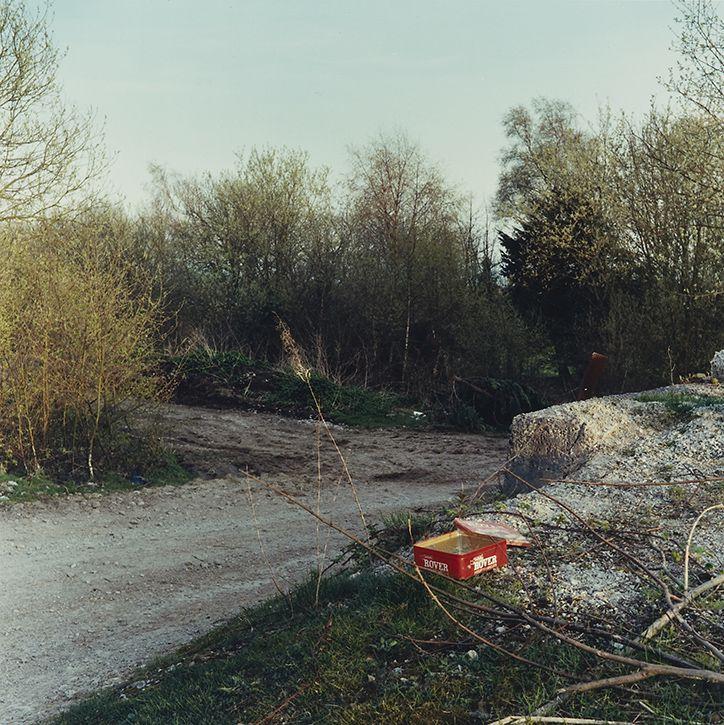 Keith Arnatt, Miss Grace's Lane, 1986-87